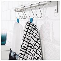 ЛАККТИККА Полотенце кухонное, пейзаж, с рисунком, 50x70 см