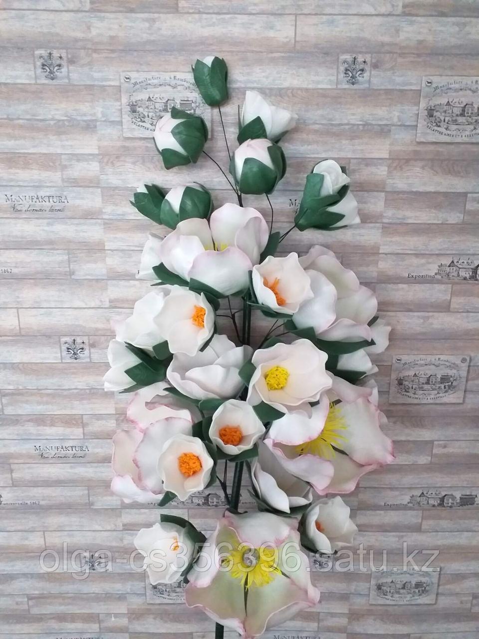 Декоративная ветка яблони. Высота 1 м. Creativ   074