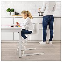 ЛАНГУР Детский стул, белый, фото 1