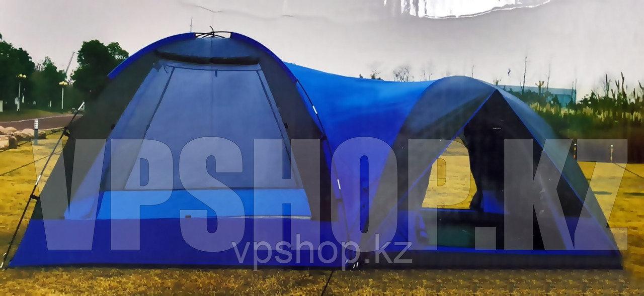 Четырехместная двухкомнатная палатка MIN Mimir ART-1600, доставка