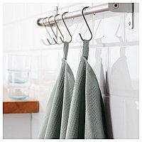 ИРИС Полотенце кухонное, серый, 50x70 см, фото 1