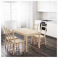 ИНГУ Стол, сосна, 120x75 см, фото 1