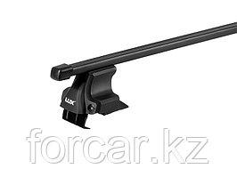 Поперечины (багажник)  D-LUX универсальные для гладкой крыши с креплением за дверной проем (сталь)