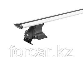 Поперечины (багажник)  D-LUX универсальный для гладкой крыши с креплением за дверной проем (аэро-трэвел)