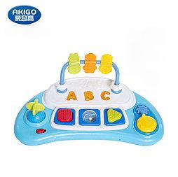Детские ходунки AKIGO ABC, (Blue)