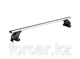 Багажная система LUX с дугами 1,1м аэро-классик (53мм) для а/м Daewoo Gentra 2013-... г.в., фото 2