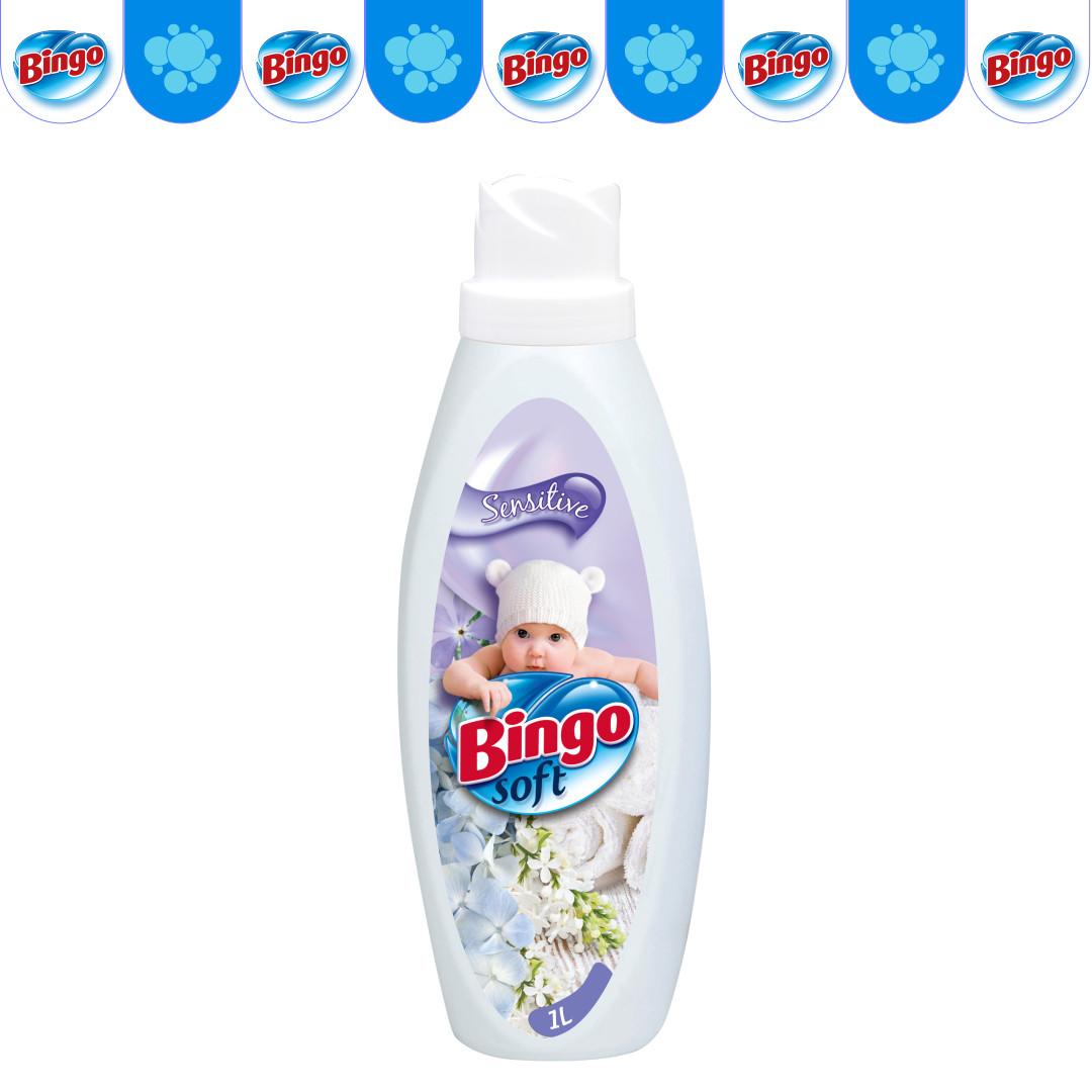 Bingo Soft Sensitive 1 л Кондиционер для белья