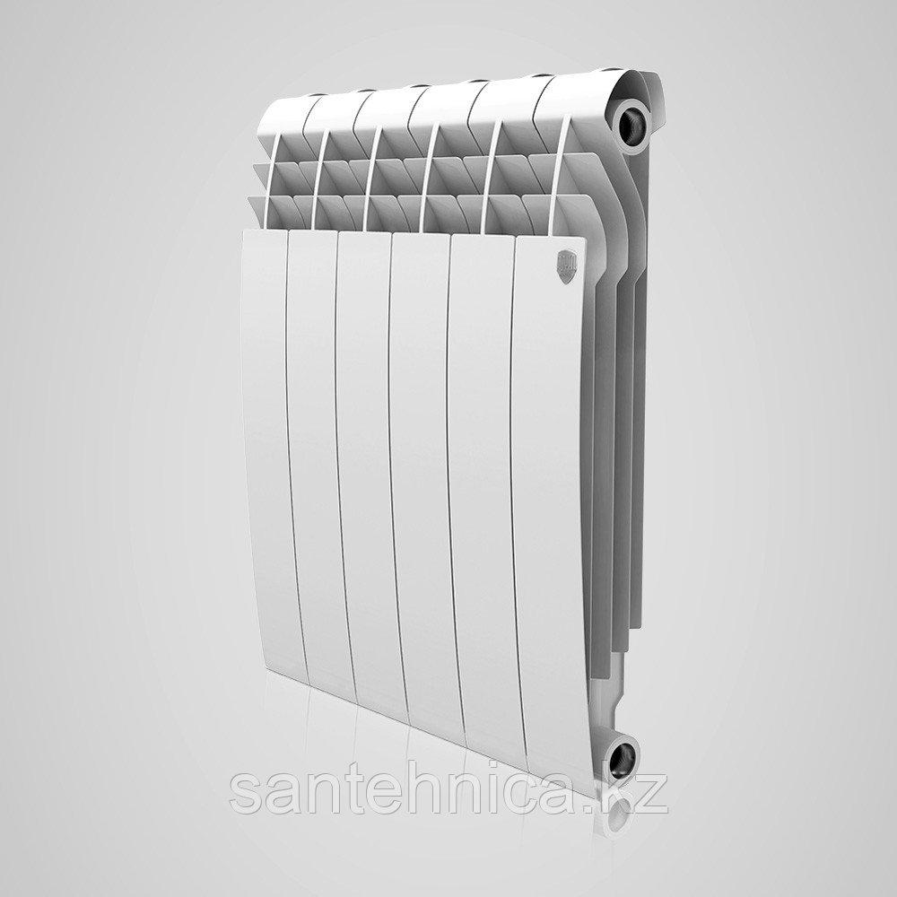 """Радиатор биметаллический """"Royal Thermo"""" BiLiner 574/80/87 мм Россия 170 Вт/1.9 кг"""
