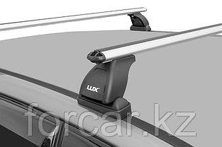 Багажная система LUX с дугами 1,2м аэро-классик (53мм) для а/м Mitsubishi Outlander III 2012-, VW Amarok, фото 2