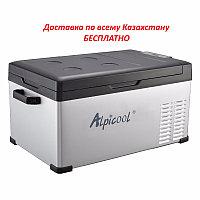 КОМПРЕССОРНЫЙ АВТОХОЛОДИЛЬНИК ALPICOOL C25 (25 Л.) 12-24-220В