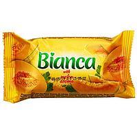 Мыло туалетное Детское Bianca с ароматами дыни, арбуза, персика 140г.