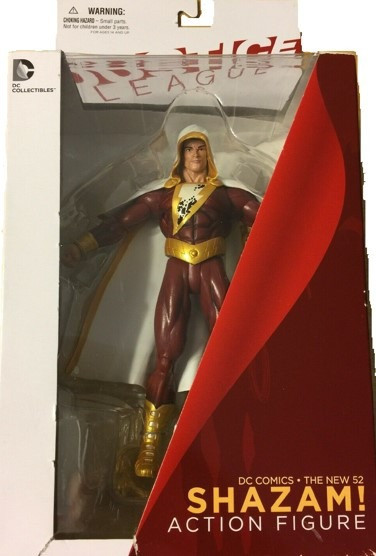 DC collectibles Шазам