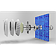 Прожектор накладной Led 003 23W для бассейнов (RGB), фото 6