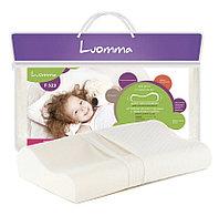 Подушка с эффектом памяти для детей от 1,5 лет