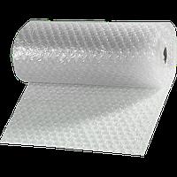 Воздушно-пузырчатая пленка двухслойная диаметр пузырька 10 мм плотность 60г /м2