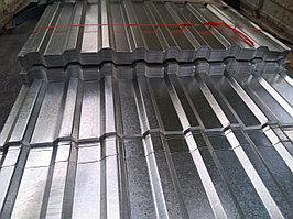 Профнастил оцинкованный 0,5 мм толщина С8, НС20, НС21, НС35, НС44