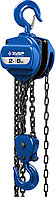 Таль цепная [ручные тали ТШ-2-6] Зубр 43082-2_z01, 2000 кг, 6 метров