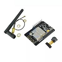 Камера с платой разработки ESP32CAM OV2640 + Антенна с кабелем SMA для NRF24L01