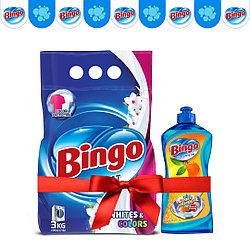 Стиральный порошок Bingo 3 кг Automat