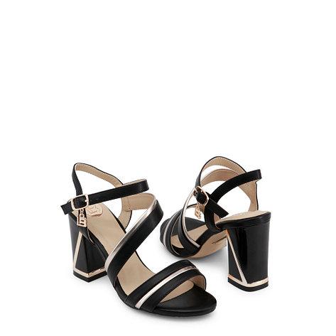 Босоножки Laura Biagiotti 645_CALF BLACK (38 размер), фото 2