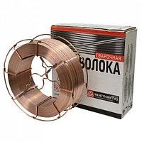 Проволока сварочная диам. 0,8 мм. SG2 Lincoln Eleсtric (15 кг. катушка)