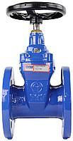 Задвижка FAF 6000 (ФАФ) DN 400 PN 10 с обрезиненным клином F4 (для питьевой воды)