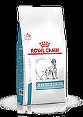 Корм Royal Canin Sensitivity Control для собак с аллергией алиментарной природы - 1.5 кг