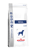 Корм Royal Canin Renal для собак c хронической почечной недостаточностью - 2 кг