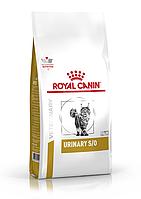 Корм Royal Canin Urinary S/O для лечения и профилактики мочекаменной болезни кошек - 400 г