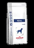 Корм Royal Canin Renal для собак c хронической почечной недостаточностью - 7 кг