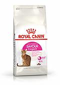 Корм Royal Canin Savour Exigent 35/30 для взрослых кошек особо чувствительных к вкусу пищи - 400 г