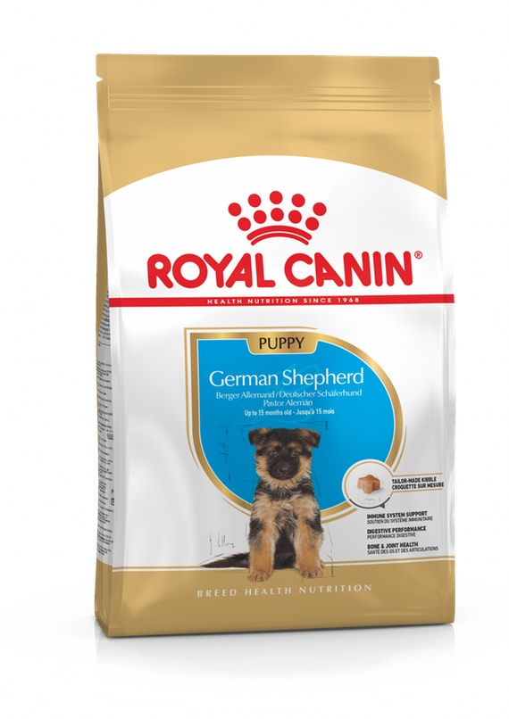 Корм Royal Canin German Shepherd Puppy Junior для щенков Немецкой овчарки - 12 кг