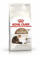 Корм Royal Canin Ageing 12+ для пожилых и стареющих кошек старше 12 лет - 2 кг
