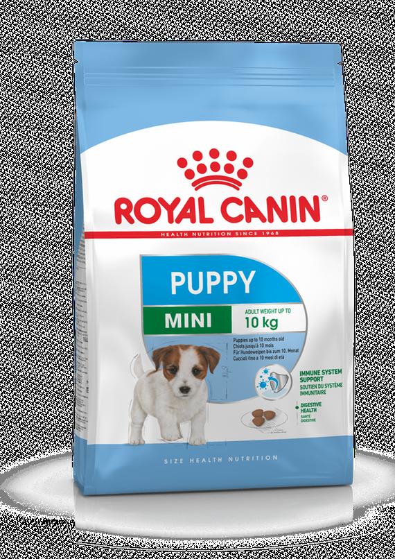 Корм Royal Canin Mini Puppy Junior для щенков мелких пород - 8 кг