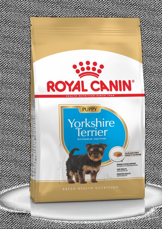 Корм Royal Canin Yorkshire Terrier Puppy Junior для щенков Йоркширского терьера - 7.5 кг
