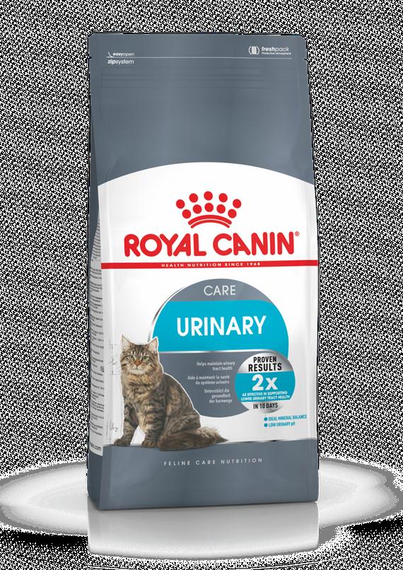 Корм Royal Canin Urinary Care для профилактики мочекаменной болезни кошек - 10 кг