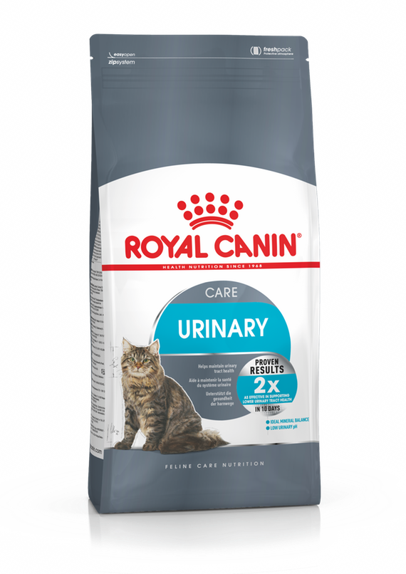 Корм Royal Canin Urinary Care для профилактики мочекаменной болезни кошек - 2 кг