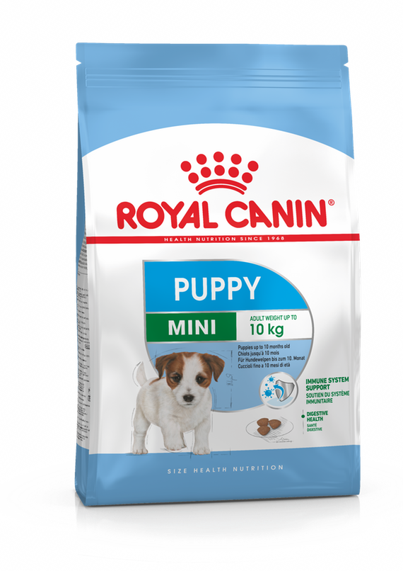 Корм Royal Canin Mini Puppy Junior для щенков мелких пород - 4 кг