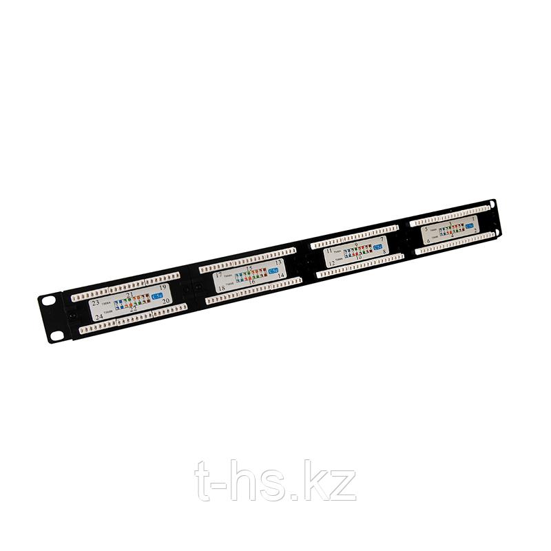 Yushicep YS-1306 19-дюймовый 1u 24 порта