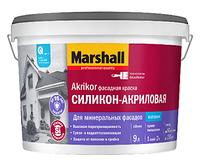 Краска фасадная AKRIKOR силикон-акриловая