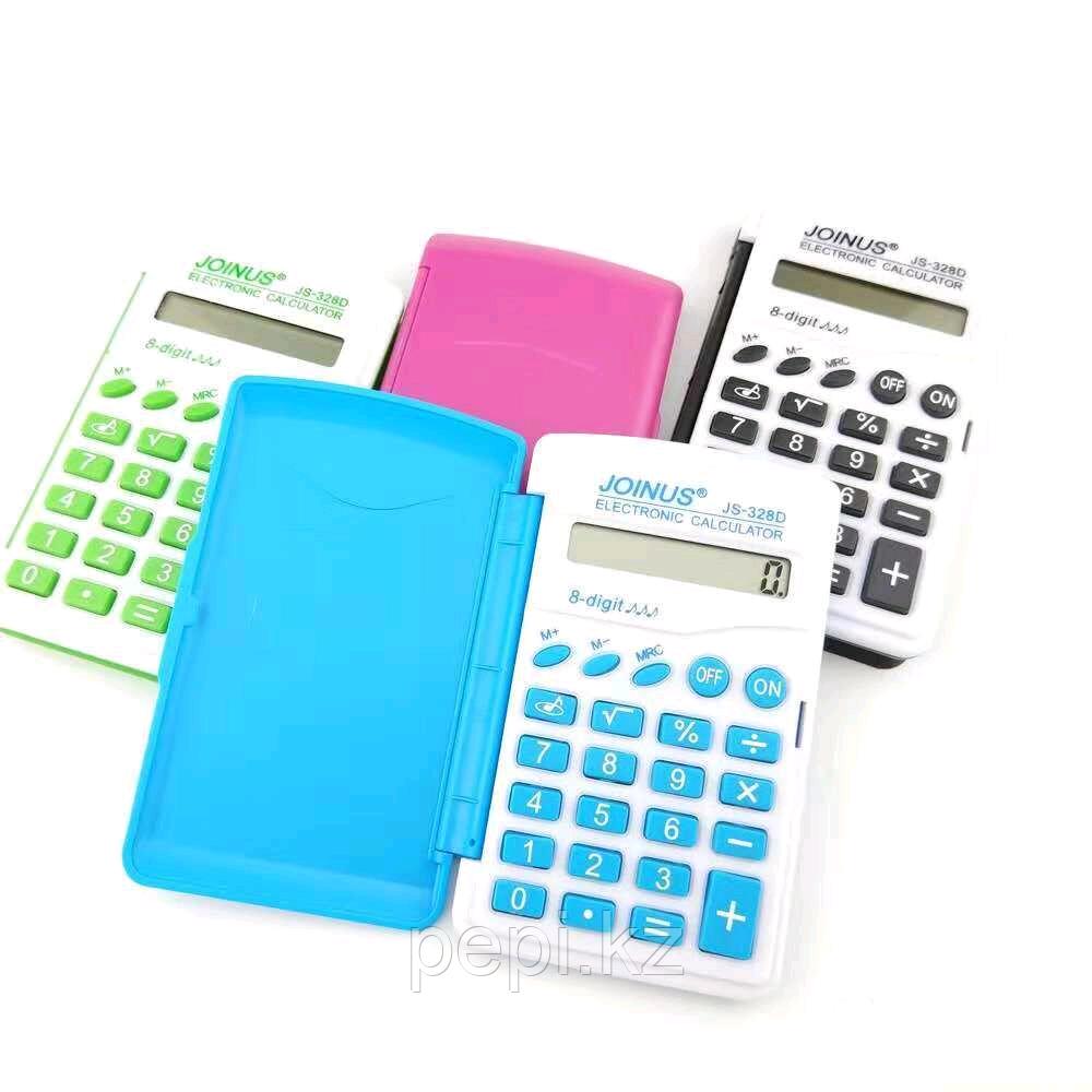 Калькулятор  карманный 328D, 8 разр.