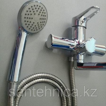 Смеситель для ванны Casela 53135 короткий поворотный гусак, фото 2