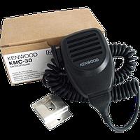 Гарнитура, Микрофон выносной Kenwood KMC-30.