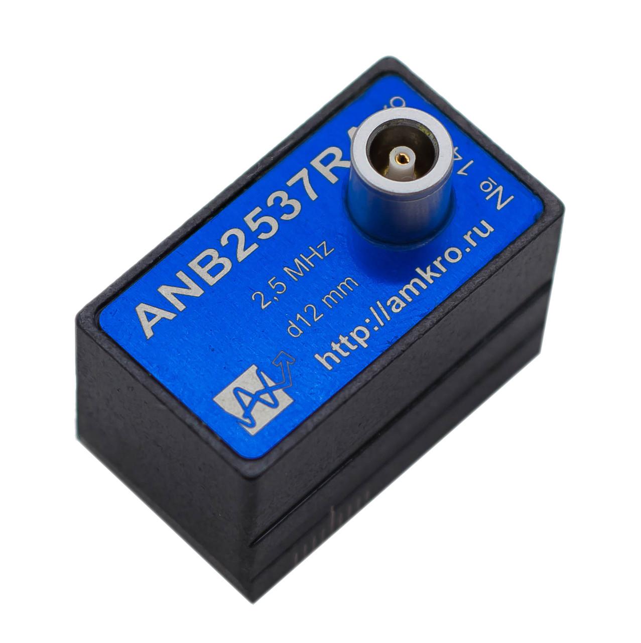 Наклонный преобразователь 2,5 МГц ANB2537RA (аналог ИЦ67)