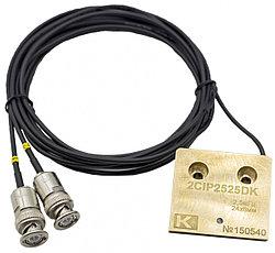Преобразователь иммерсионный 2х канальный 2CIP2525DK