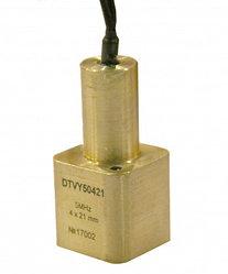 Преобразователь ультразвуковой DTVY50421 раздельно-совмещенный
