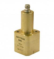 Преобразователь ультразвуковой наклонный ANVY5045 совмещенный