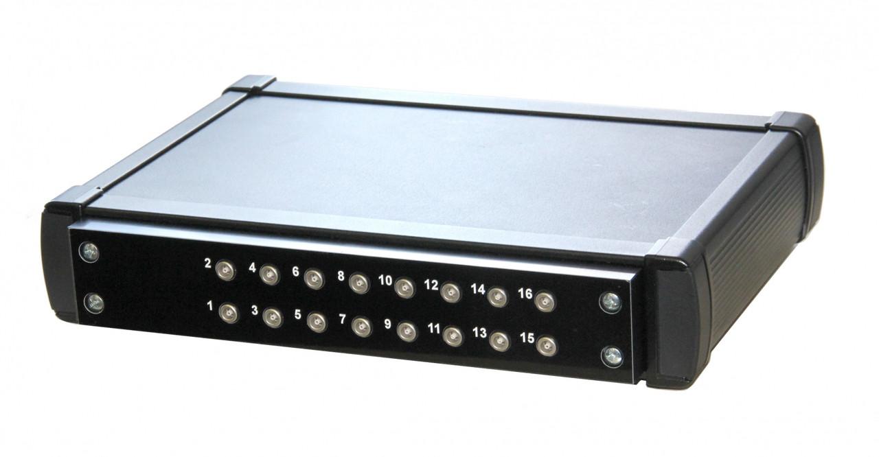Встраиваемый УЗ дефектоскоп с коммутируемыми каналами УМД-8