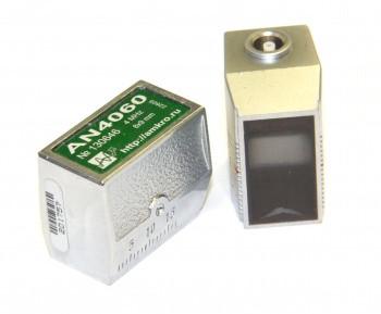 Малогабаритные наклонные преобразователи УЗ ПЭП AN40xx 4МГц