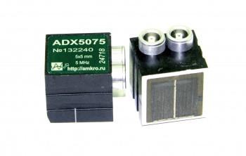 Наклонные р/с преобразователи 5МГц ADХ50xx